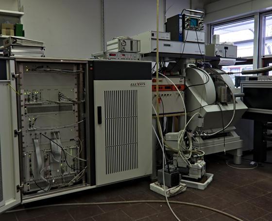 Wissenschaftliche Ausstattung Ag Bittl Fachbereich
