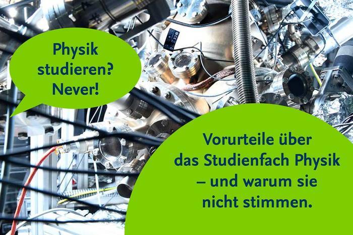 Physiker kennenlernen