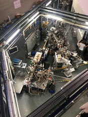 Barcelona:Visiting the Synchrotron ALBA