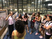 Barcelona: Visiting the Synchrotron ALBA