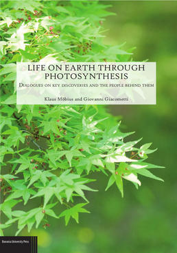 Cover of book 'Life on Earth through Photosynthesis' by Möbius and Giacometti
