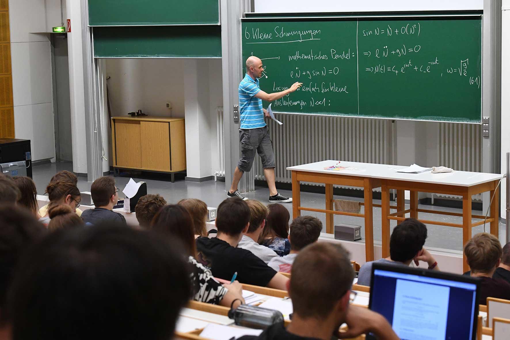 Physikstudium Berlin